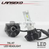 Hot sale car accessories all models 6500k 12v high lumen 4000lm best price led headlight kit for motorcycle&cars