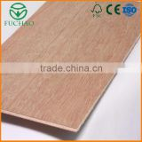 Hot Selling Okoume/bintangor/keruing/sapeli/radiate teak best commercial 4x8 veneer plywood