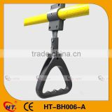 ABS triangle bus handle straps with good material