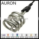AURON Electrical heating element solar water heater /Coil heater(heating element,hot runner heater)
