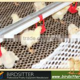 BIRDSITTER popular chicken farm use plastic water trough