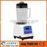 Best selling electric commercial ice battery operated mini kitchen living mixer blender machine with new design