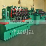 erection pole cold roll former/ Stainless steel pipe welded roll forming machine,weld pipe roll forming machine