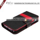 For Blackberry Classic Q20 mobile phone pu leather case with stand