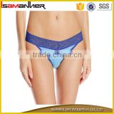 Lady lace sex depends thong, cheap sexy underwear in woman's panties                                                                                                         Supplier's Choice