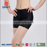 100%modal invisible seamless breathable underpants for women