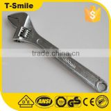 Adjustable universal wrench spanner