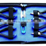 Jewelry plier sets with 7PC hand tools Item No: JP3005