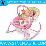Polyester Material and Metal Frame Material commercial folding inflatable baby bouncer for sale