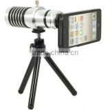 Mobile Phone Camera Lens(8x zoom lens for iphone 4),Angle of view