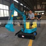 China Reliable Quality Mini Excavator LY08 with Final Drive for Sale