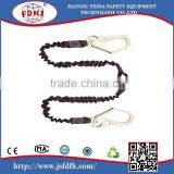 High quality safety lanyard with energy absorber