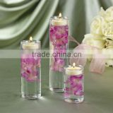 glass cylinders tall glass candle holders                                                                         Quality Choice