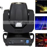 2014 hot selling LED Professional Lighting,200 beam moving head light spot,big dipper sharpy 200w beam moving head light