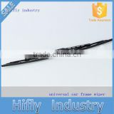 HF-02 Frame Car Accessories Hot Selling Economic Wiper High Performance Car Wiper Blades