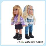 Toys For Kids New Hot Product Educational Doll Promotion Plastic Connecting ToysBaby Dolls