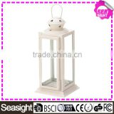 Decorative lantern for candle, metal cheap candle lantern, starlight White antique candle lanterns                                                                         Quality Choice