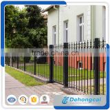 hot sale aluminum fences gate/aluminum fences with post and cap popular