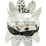 Rhinestone Beads, Copper, Crystal Stone for Dresses(RB-H042-2)