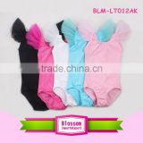 Kids Latin Dancing Competition leotards gymnastics leotards girls traning wear                                                                         Quality Choice