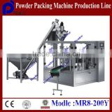 powder packing machine,auger filler machine,coffee packaging bags