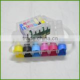 6 Color Continuous Ink Supply System For Epson R260 R280 R380 Inkjet Printer CISS T0781-T0786