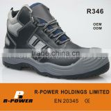 Buffalo Leather Safety Boots R346
