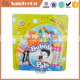 Fish&seal kids blowing bubble set toys