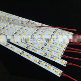 Shenzhen factory hot sale new products 2016 highlight 36W/meter SMD 5630 72 leds/meter 12mm width rigid LED