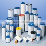 High Precision swimming pool filter Spa water filter cartridge with high efficiency and performance