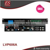 ShenZhen Professional VDWALL LVP606A LED Video Switcher, LED Screen Display Video Processor
