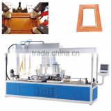 CNC multi function HF Wooden window and door photo frame making assembling machine/picture frame making machine
