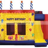 Innovative commercial inflatable bounce house combos