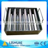 Permanent Rare Earth Magnet Sticks and Bars for Filtering Iron Scrap