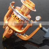 NEW Europe Most Popular CDMK 1000 - 7000 Smooth Spinning Reel Fishing Reel 10 BB Carp Fishing Reel Bait Runner Fishing Reel