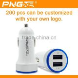 Bulk buy from china hot sale portable mobile phone usb car charger for iphone