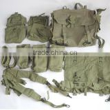 military backpacks wholesale UK British 58 Style Knapsack 100% Cotton Webbing Equipment Set