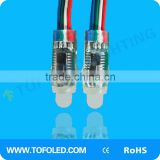 12mm RGB LED pixel module with IC
