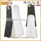 Personalized gown wedding dress suit cover garment bag wholesale