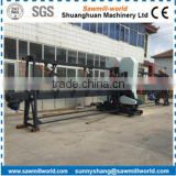 Timber Sawing Machine Twin Vertical Band Sawmill For Sale