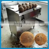 Eectric coconut husking machine coconut shell removing machine