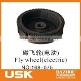 Flywheel(electric) for USK 2KW gasoline generator 168F/2900H(GX160) 5.5HP/6.5HP spare part
