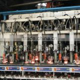 I.S. machine for glass bottle production