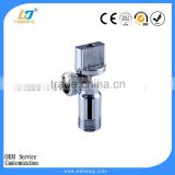 brass angle valve for wash basin