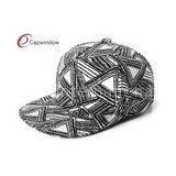 100 Acrylic Snapback Baseball Caps Flat Brim Baseball Hats For Womens