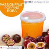 Free sample Bubble Tea Popping Boba, Fruit Juice Ball, Ice Topping