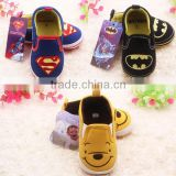 cartoon superman batman tigger baby shoes