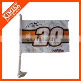 Cheap printing polyester flag