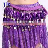 Children Belly dance hip scarf girls waist Hip scarf kids belly dance hip belt Y-2045#