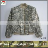 digital camouflage air force jacket